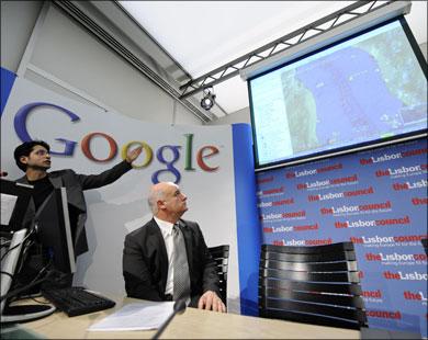 """جوجل """"يغطس"""" في البحر %20الأوروبي%20اعتبر%20برنامج%20غوغل%20أوشن%20مشجعا%20لحماية%20البيئة%20البحرية"""