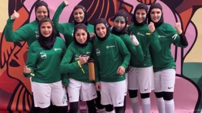 انطلاق أول دوري كرة قدم للنساء في السعودية