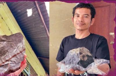 شاب إندونيسي بين ليلة وضحاها يتحول إلى مليونير