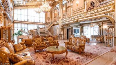 قصر من الذهب للبيع بسعر زهيد