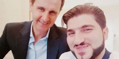 """الرئيس بشار الأسد في صورة """"سيلفي"""" جديدة"""