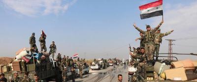 الجيش يحبط هجوماً لإرهابيي إدلب