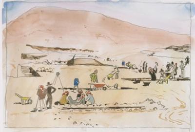 معرض المواقع الأثرية السورية في هولندا