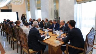 الرئيس الأسد يترأس الاجتماع الربعي للجنة المشتركة لبرنامج جريح الوطن للعام 2018