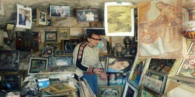رحيل محمد ناجي العبيد أحد أهم رواد الفن التشكيلي في سورية
