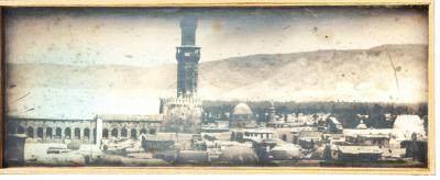 دمشق بِعَيْنَيْ بدر الحاج... المؤرخ العاشق