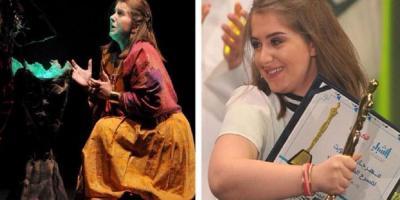 شابة سورية تتصدر خريجي المعهد العالي للفنون المسرحية في الكويت