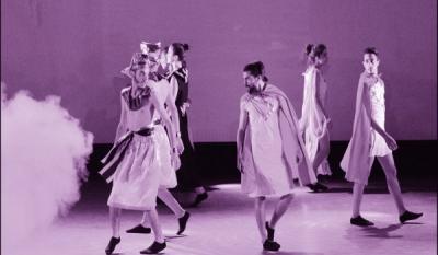 «أفروديت» جديد فرقة سورية للمسرح الراقص على مسرح الحمراء