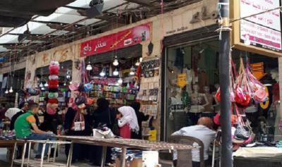 أكثر من 1000 محل تجاري في حلب القديمة إلى العمل مجددا