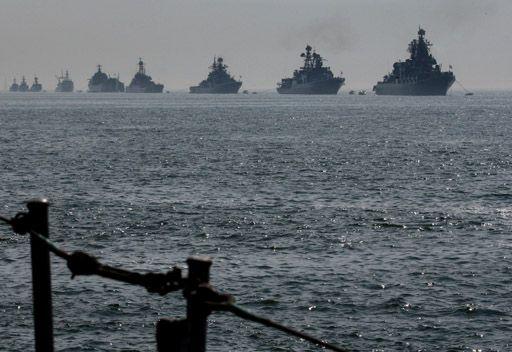 البحرية الروسية في المتوسط