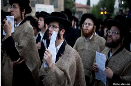 مقارنة بين الأصولية اليهودية و السلفية العربية وشكل الصراع القادم 1-9896