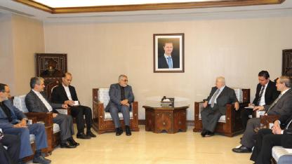 الرئيس الأسد يستقبل بروجردي اليوم، ومصادر إيرانية: الزيارة للتشديد على مواصلة دعم دمشق حتى النصر