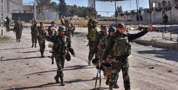 الجيش يقتلع داعش من ريف حماة الشرقي