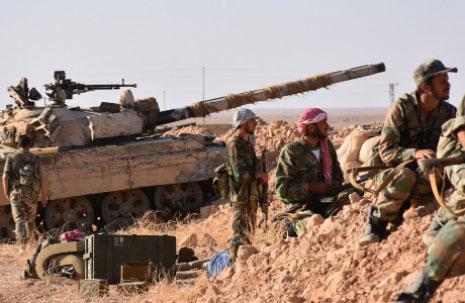 الجيش يدخل «الميادين»: معاقل «داعش» الأخيرة في ريف دير الزور تتساقط